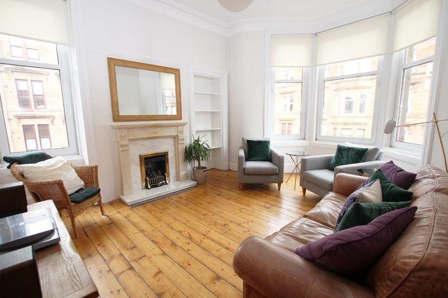 Thumbnail Flat to rent in Stewartville Street, Glasgow G11 5Pl