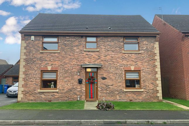Thumbnail Detached house for sale in Stockton Crescent, Littledale