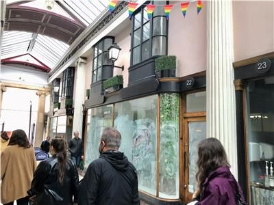 Thumbnail Retail premises to let in 21-22 The Arcade, Bristol, City Of Bristol