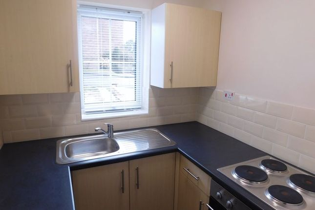 Thumbnail Property to rent in Acacia Court, Forest Town, Mansfield