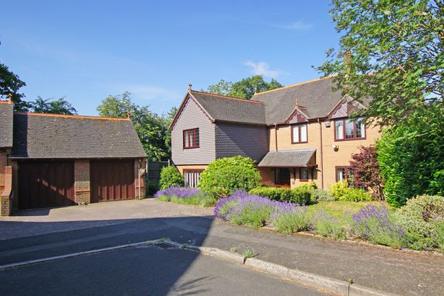 Thumbnail Detached house for sale in Longborough Close, Callow Hill, Redditch