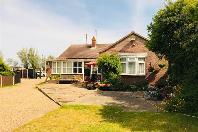 Thumbnail Detached bungalow for sale in Hillside, Mundesley, Norwich