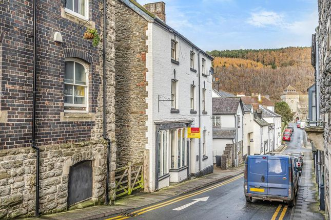 Thumbnail Detached house for sale in Church Street, Knighton, Powys