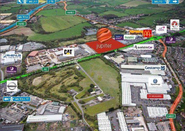 Industrial to let in Jupiter, Watling Street, Cannock