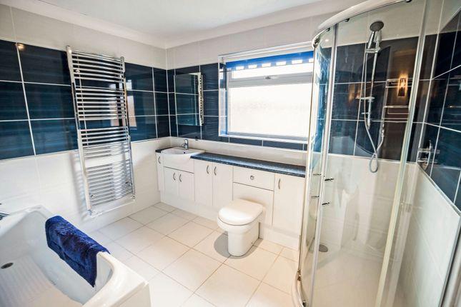 Bath/Shower Room of Trefonen Road, Morda, Oswestry, Shropshire SY10