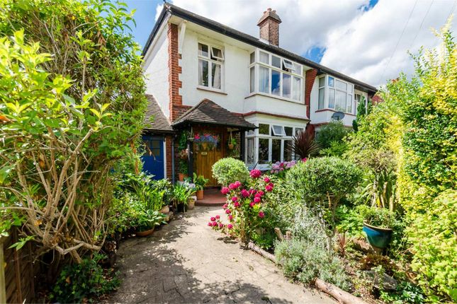 3 bed semi-detached house for sale in Poplar Road South, London