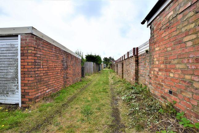 Access of Garage 2 Off Ty Wern Avenue, Rhiwbina, Cardiff. CF14
