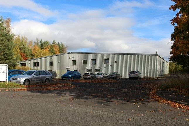 Thumbnail Commercial property to let in General Purpose Industrial Unit, Easter Langlee Industrial Estate, Melrose Road, Galashiels, Scottish Borders