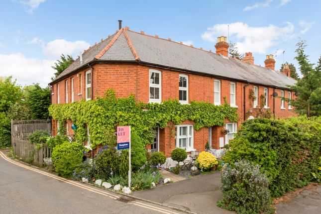 Thumbnail End terrace house to rent in The Terrace, Bray, Maidenhead
