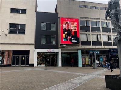 Thumbnail Leisure/hospitality to let in Unit 18, Central Arcade, Leeds, West Yorkshire