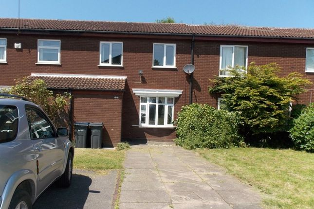Thumbnail Terraced house to rent in Hales Gardens, Erdington, Birmingham