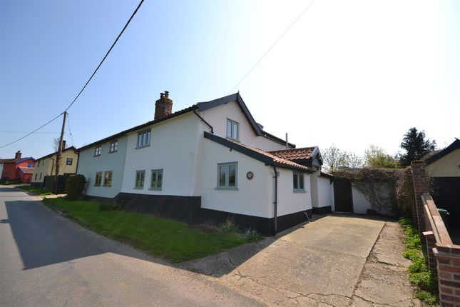 Thumbnail Property for sale in Hill Road, Tibenham, Norwich