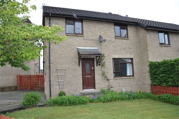 Thumbnail Semi-detached house for sale in Wydon Park, Hexham