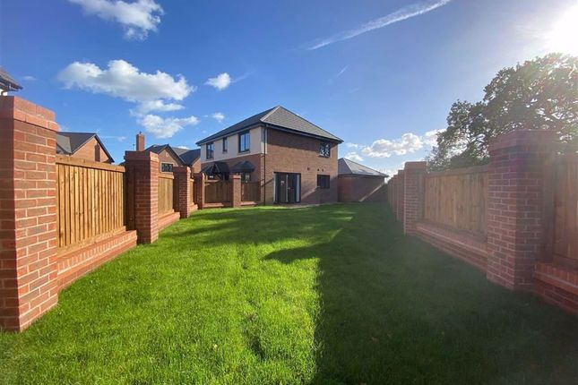 Thumbnail Detached house to rent in Elmwood Drive, Congleton