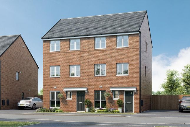 """4 bed property for sale in """"The Richmond"""" at Swallow Crescent, Farnley, Leeds LS12"""