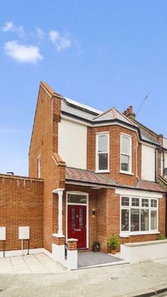 Thumbnail End terrace house to rent in Bavent Road, London