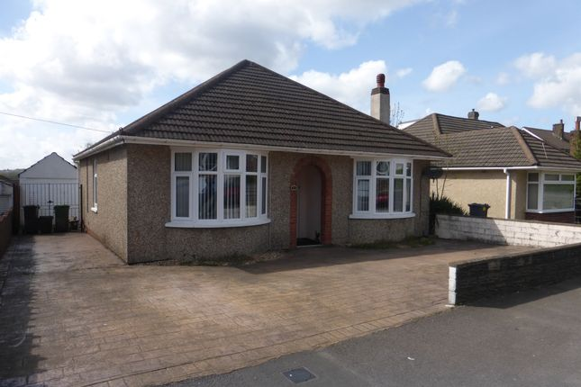 Thumbnail Detached bungalow for sale in Ball Road, Llanrumney, Cardiff
