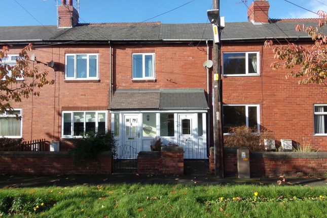 Thumbnail Terraced house to rent in Spring Ville, East Sleekburn, Bedlington