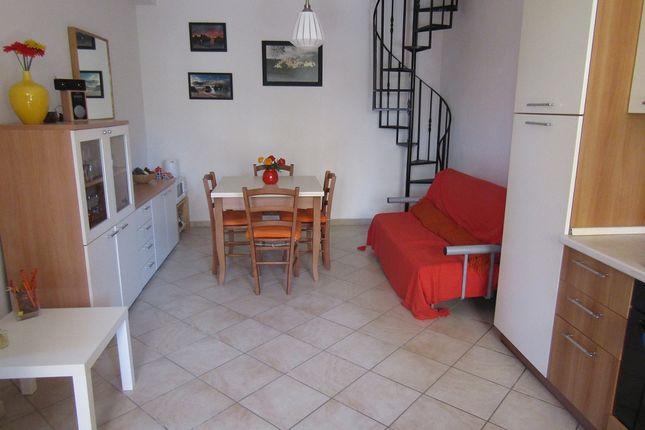 Living Area of La Bruca, Scalea, Cosenza, Calabria, Italy