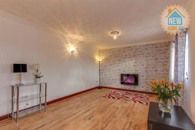Thumbnail Flat for sale in Brunswick Road, Buckley