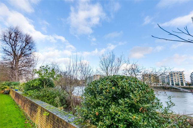 River View of Riverview Gardens, Barnes, London SW13