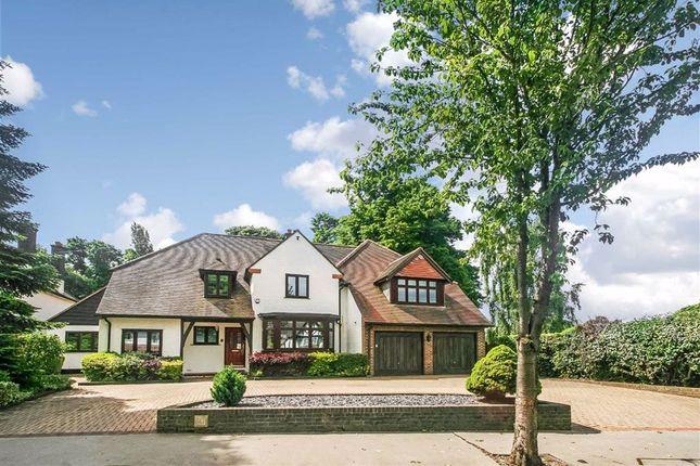 Thumbnail Detached house for sale in Whitgift Avenue, South Croydon, Surrey