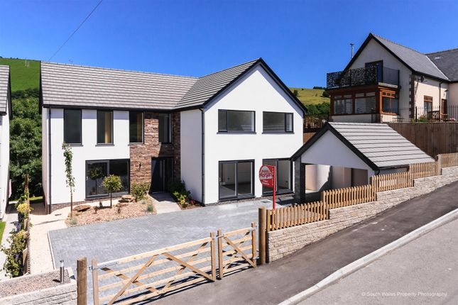 Thumbnail Detached house for sale in Llangeinor, Bridgend