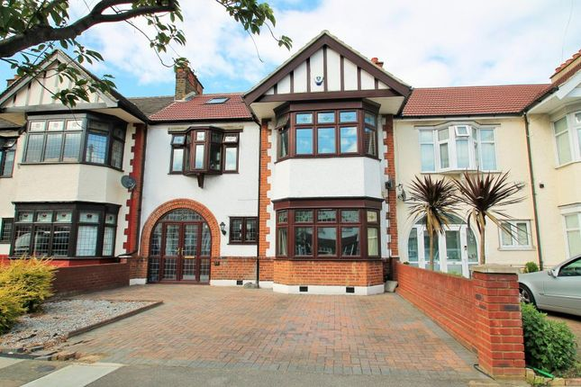 Terraced House For Sale In Middleton Gardens, Ilford