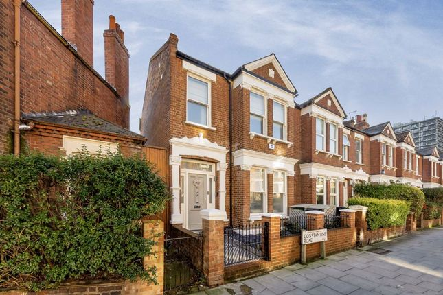 Thumbnail Semi-detached house to rent in Constantine Road, London
