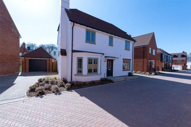 4 bed detached house for sale in Warren Farm, White Lane, Ash Green, Aldershot GU12