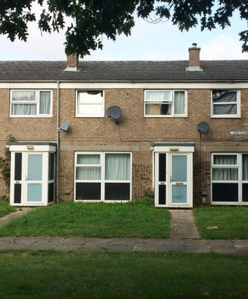 Thumbnail Terraced house for sale in Ilex Close, Colchester, Essex
