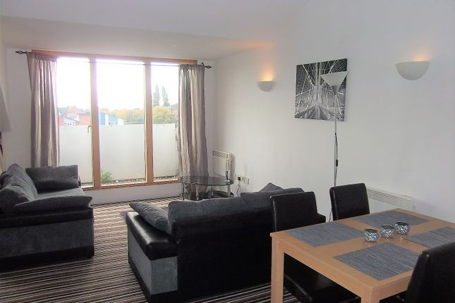 Thumbnail Flat to rent in Turbine Hall, Electric Wharf, Coventry