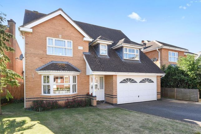Thumbnail Detached house to rent in Bure Park, Bicester