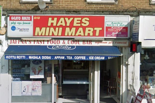 Restaurant/cafe for sale in Uxbridge Road, Hayes, West Drayton