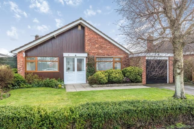 Thumbnail Bungalow for sale in Harington Green, Formby, Liverpool, Merseyside
