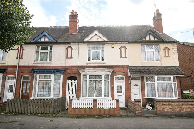 Thumbnail Terraced House For Sale In Earls Road Nuneaton Warwickshire