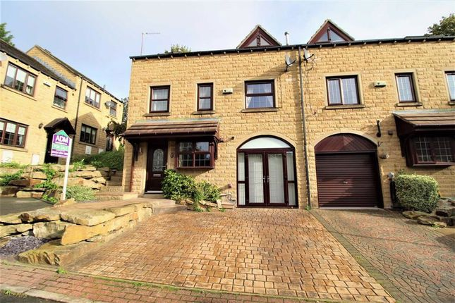 Thumbnail Semi-detached house for sale in Grove Nook, Longwood, Huddersfield