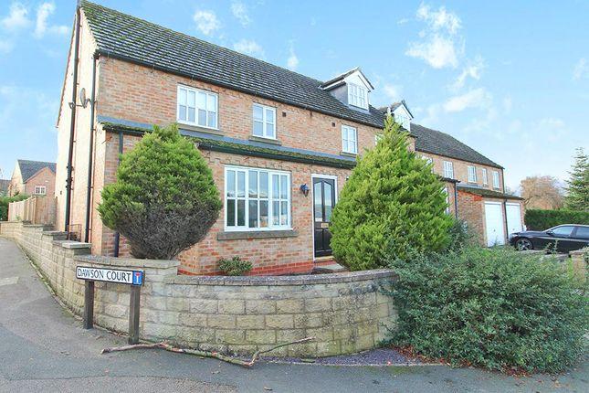 Thumbnail Town house to rent in Hollins Lane, Hampsthwaite, Harrogate