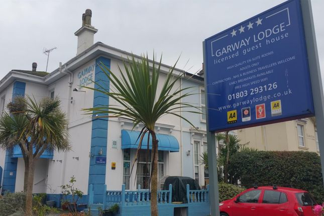 Thumbnail Hotel/guest house for sale in Award Winning Guest House In Torquay TQ2, Devon