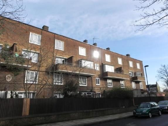 Thumbnail Maisonette for sale in Crouch Hall Court, Sparsholt Road, Crouch Hill, London