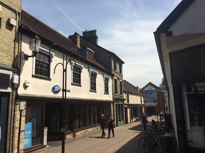 Thumbnail Commercial property for sale in 5-8 Brentgovel Street, Bury St. Edmunds, Suffolk