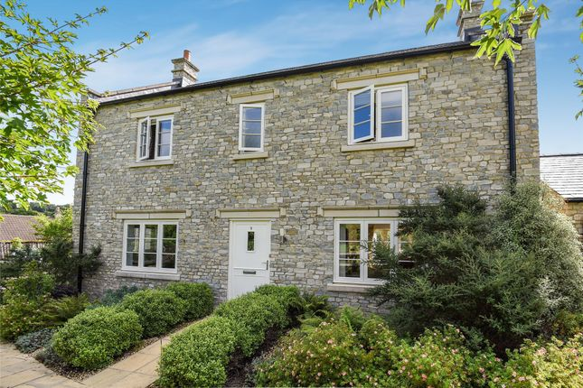 Thumbnail Detached house for sale in Manor Close, Kilmersdon, Radstock