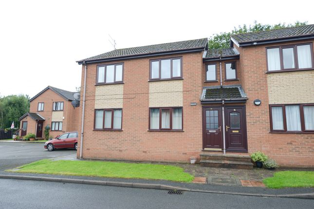 Thumbnail Flat for sale in Alford Close, Chesterfield
