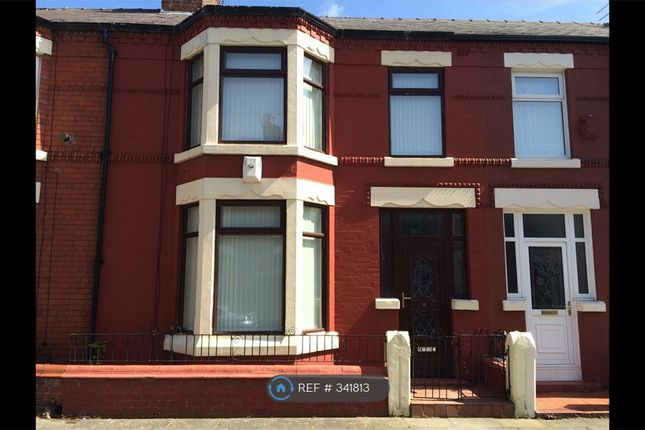 3 bed terraced house to rent in Nelville Road, Liverpool