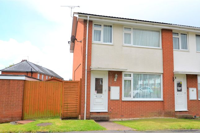 Thumbnail Detached house to rent in South View Close, Willand, Cullompton, Devon