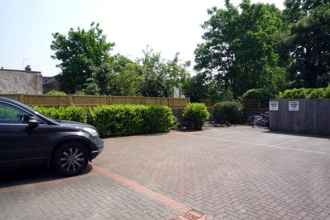 Car Park of Grove Road, London E3