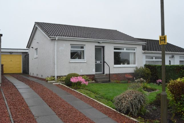 Thumbnail Semi-detached bungalow for sale in Endrick Drive, Head Of Muir, Denny, Stirlingshire