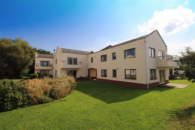 Thumbnail Flat for sale in Chandlers Court, Instow, Bideford