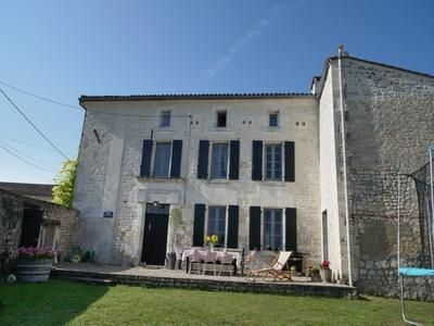 4 bed property for sale in Bouteville, Charente, France