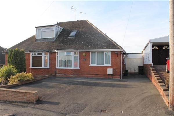 Thumbnail Semi-detached house for sale in Mason Close, Reditch, Redditch